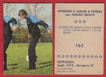 Barcelona Johan Cruyff Holland Training 165